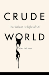 Crude World book cover